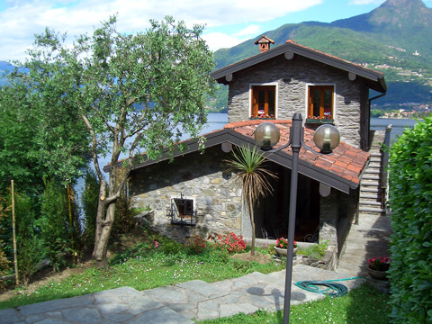 Picture of Holiday home in Rezzonico at Lake Como