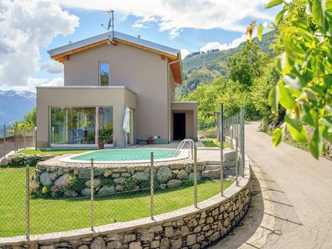 Bilder Ferienwohnung Alex71_Secondo_Gera_Lario_21_Garten in Comer See Lombardei