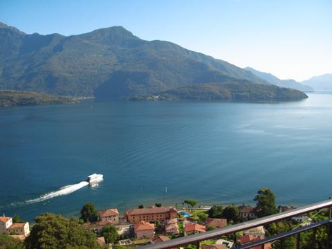 Lago di Como immagine di Casa vacanza a Domaso
