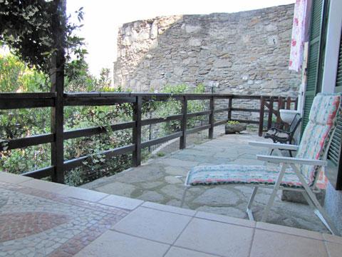 Bild von Ferienwohnung am Comer See Azzurra__Dervio_10_Balkon