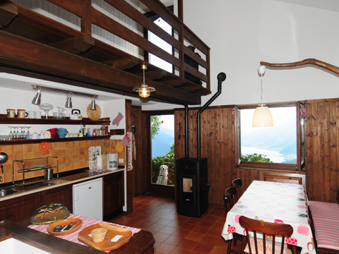Picture of Agriturismo Hotel in Vercana at Lake Como