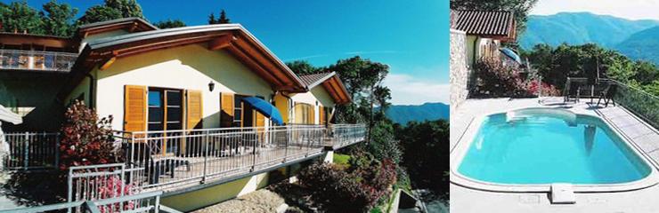 Casa vacanza lago maggiore casa bellissime quarto 823 for Lago maggiore casa