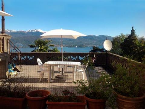 Picture of Lake Como apartment Binda_496_Stresa_10_Balkon