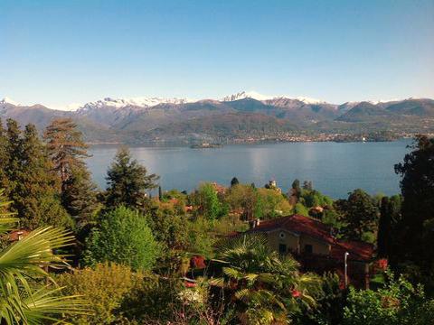 Bilder Ferienwohnung Binda_496_Stresa_25_Panorama in Lago Maggiore Piemont