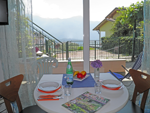 Picture of Lake Como apartment Camilla_Vercana_10_Balkon