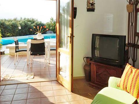 Bilder Villa Carina_54__30_Wohnraum in Sizilien Nordküste Sizilien