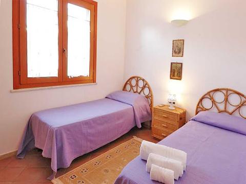 Bilder Villa Carina_54__45_Schlafraum in Sizilien Nordküste Sizilien