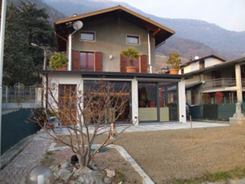 Picture of Holiday home in Villa di Tirano at