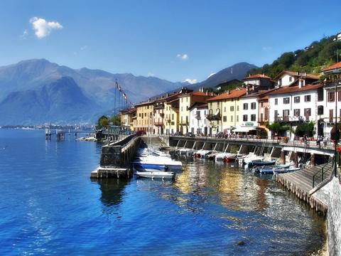 Bilder Ferienwohnung Cedro_102__Domaso_60_Landschaft in Comer See Lombardei