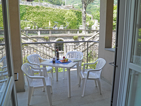 Picture of Lake Como apartment Cedro_205__Domaso_10_Balkon