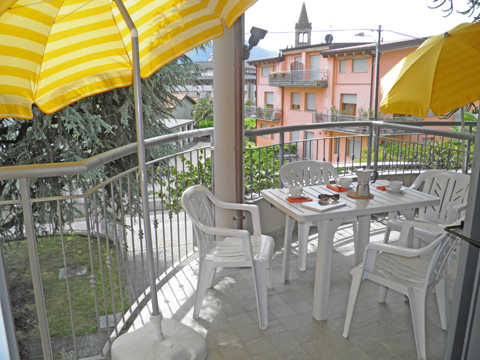 Picture of Lake Como apartment Cedro_207_Domaso_10_Balkon