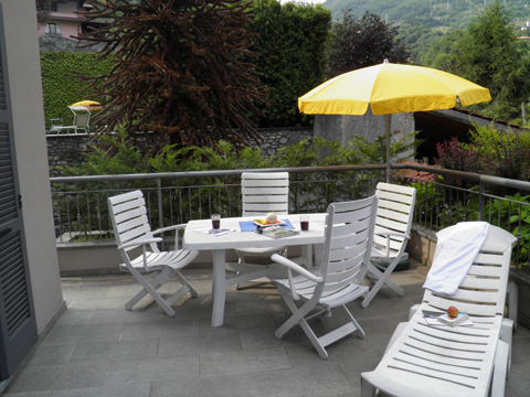 Picture of Lake Como apartment Cedro_208_Domaso_10_Balkon
