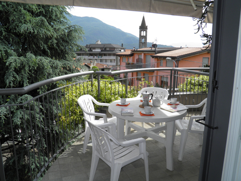 Picture of Lake Como apartment Cedro_311_Domaso_10_Balkon