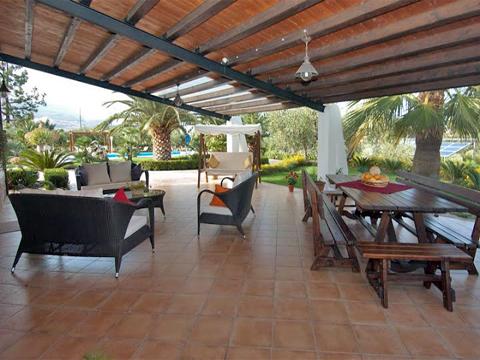 Bilder Villa Chiara_43__11_Terrasse in Sizilien Nordküste Sizilien