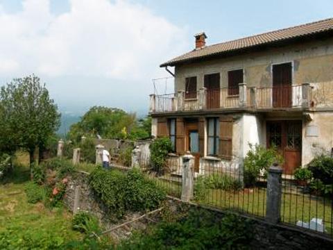 Picture of Lake Como apartment Chiara_537_Bassano-Tronzano_20_Garten