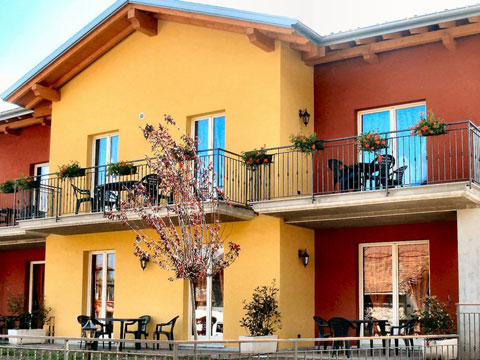 Picture of Lake Como apartment Colombo_Bellagio_Bilocale_pt_Sorico_10_Balkon
