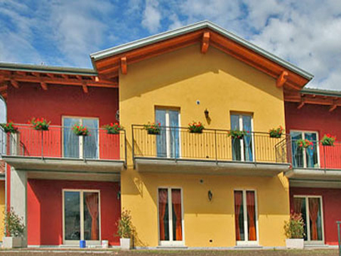 Picture of Agriturismo Hotel in Sorico at Lake Como