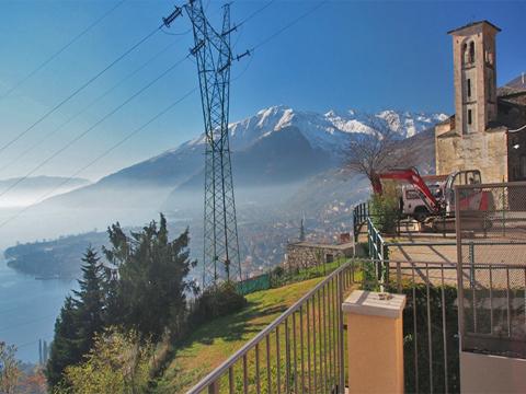 Bilder Ferienwohnung Comer See Degli_Angeli_San_Carlo_25_Panorama in Lombardei