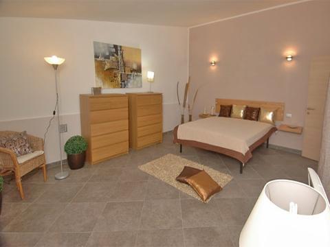 Bilder Villa Dei_Sassi_55__40_Doppelbett-Schlafzimmer in Sizilien Nordküste Sizilien