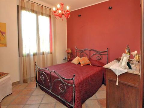 Bilder Villa Del_Parco_56__41_Doppelbett in