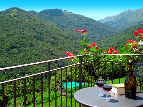 Bilder Ferienresidenz Elda_Peglio_25_Panorama in Comer See Lombardei