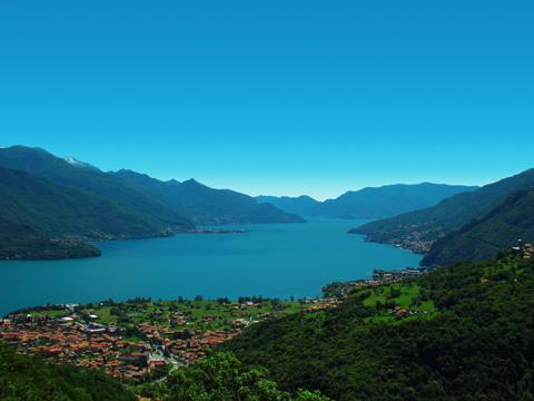 Bilder Ferienresidenz Elda_Peglio_60_Landschaft in Comer See Lombardei