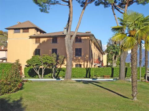 Bilder Ferienwohnung Comer See Fantastico_Domaso_20_Garten in Lombardei