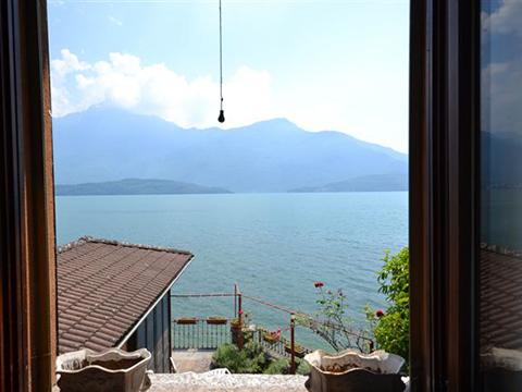 Bilder Ferienwohnung Comer See Fantastico_Domaso_25_Panorama in Lombardei