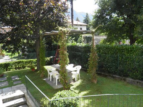 Bilder Ferienwohnung Comer See Fiorita_Lenno_21_Garten in Lombardei