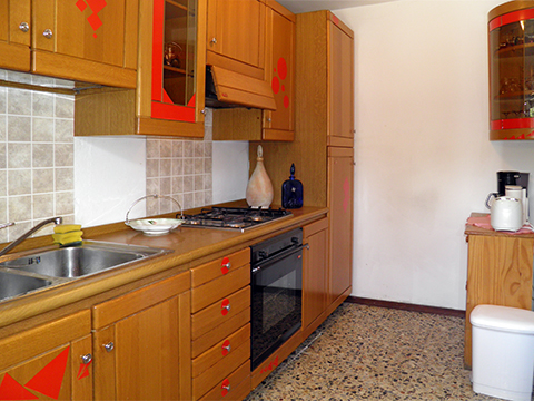 Bilder B&B Flori_Gera_Lario_35_Kueche in Comer See Lombardei