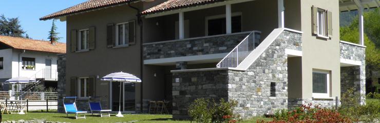 Appartamento lago di como casa giardino secondo affitto for Piani di casa 1000 piedi quadrati o meno