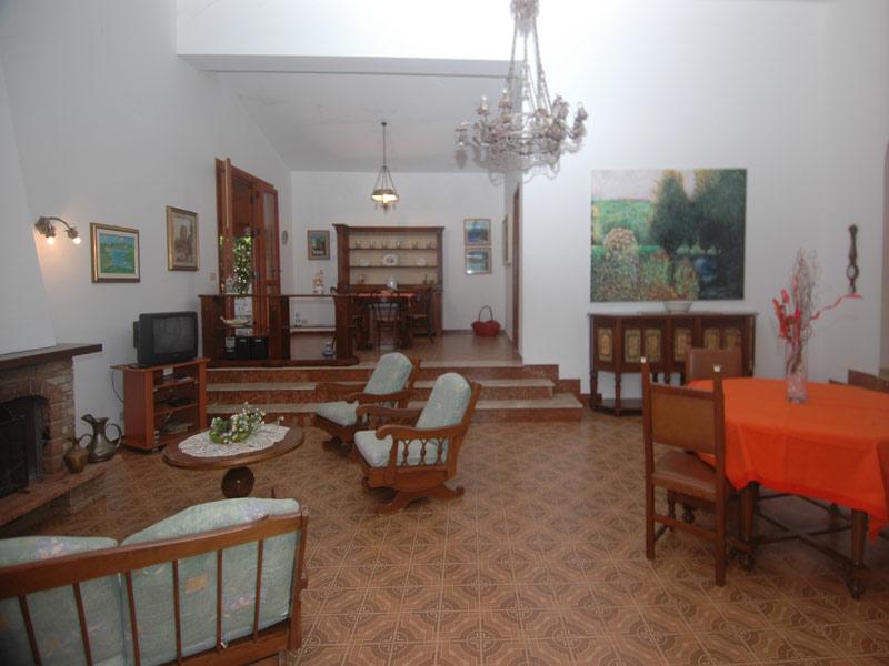 Bilder Villa Guidaloca_Castellammare_del_Golfo_30_Wohnraum in Sizilien Nordküste Sizilien