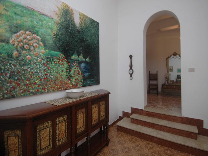 Bilder Villa Guidaloca_Castellammare_del_Golfo_31_Wohnraum in Sizilien Nordküste Sizilien