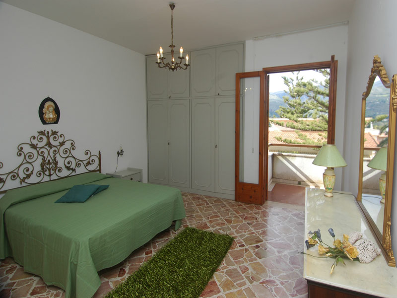 Bilder Villa Guidaloca_Castellammare_del_Golfo_40_DoppelbettSchlafzimmer in Sizilien Nordküste Sizilien