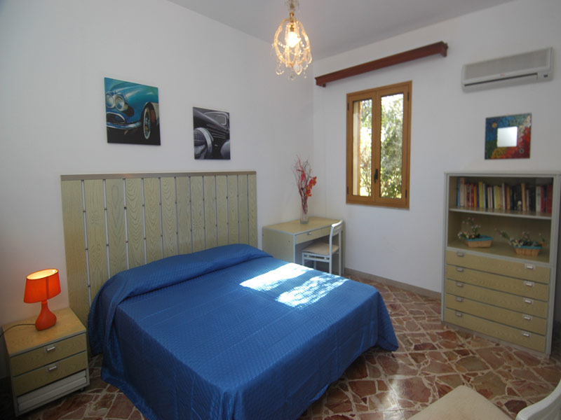 Bilder Villa Guidaloca_Castellammare_del_Golfo_45_Schlafraum in Sizilien Nordküste Sizilien
