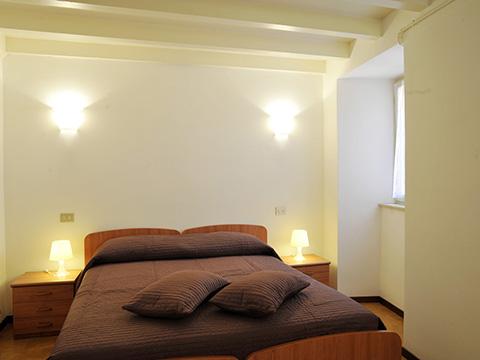 Bilder Ferienwohnung Comer See Heart_of_Bellagio_-_2_Bellagio_40_Doppelbett-Schlafzimmer in Lombardei