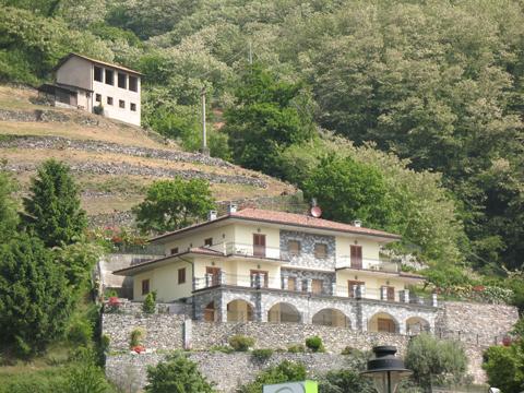 Bilder Ferienwohnung I_Runchet_Cigno_Sorico_60_Landschaft in Comer See Lombardei