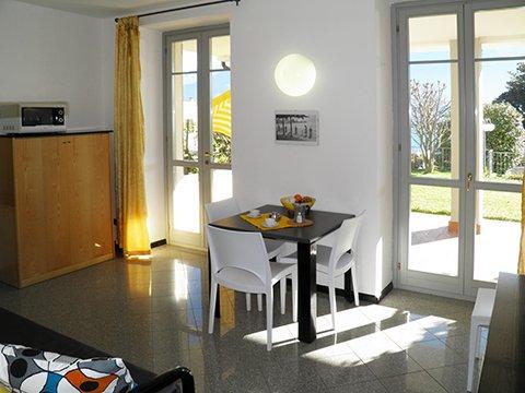 Bilder Ferienwohnung Comer See Il_Bosso_101_Domaso_31_Wohnraum in Lombardei