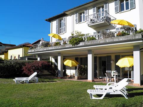 Bilder Ferienwohnung Comer See Il_Bosso_101_Domaso_55_Haus in Lombardei