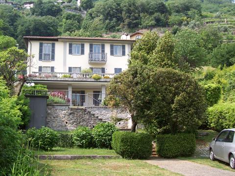 Bilder Ferienwohnung Comer See Il_Bosso_101_Domaso_56_Haus in Lombardei
