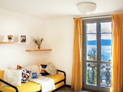Picture of Lake Como apartment Il_Bosso_306_Domaso_10_Balkon