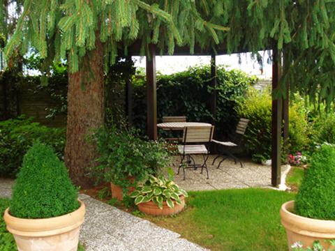 Bilder Ferienwohnung Comer See Iris_Dongo_20_Garten in Lombardei