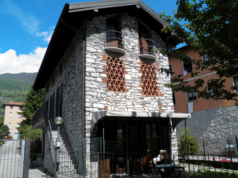 Bilder Ferienwohnung Comer See Iris_Dongo_55_Haus in Lombardei