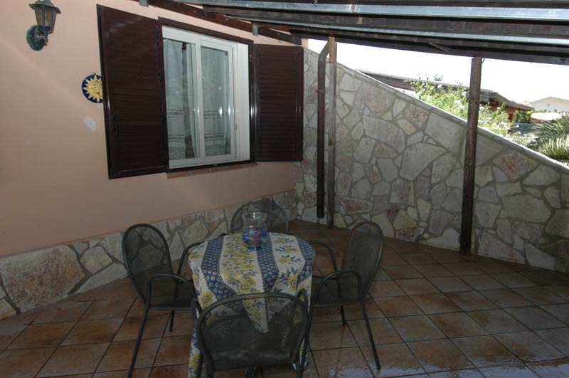 Bilder Villa Isa_Castellammare_del_Golfo_11_Terrasse in Sizilien Nordküste Sizilien