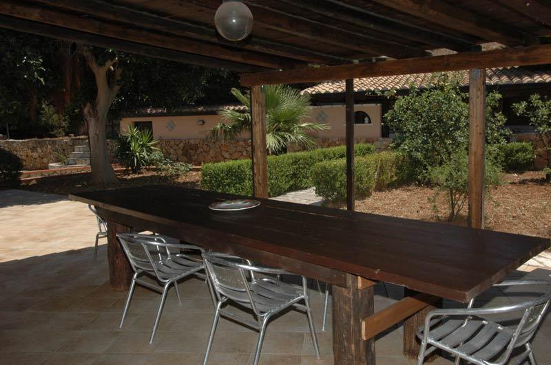 Bilder Villa Isa_Castellammare_del_Golfo_31_Wohnraum in Sizilien Nordküste Sizilien