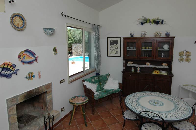 Bilder Villa Isa_Castellammare_del_Golfo_35_Kueche in Sizilien Nordküste Sizilien