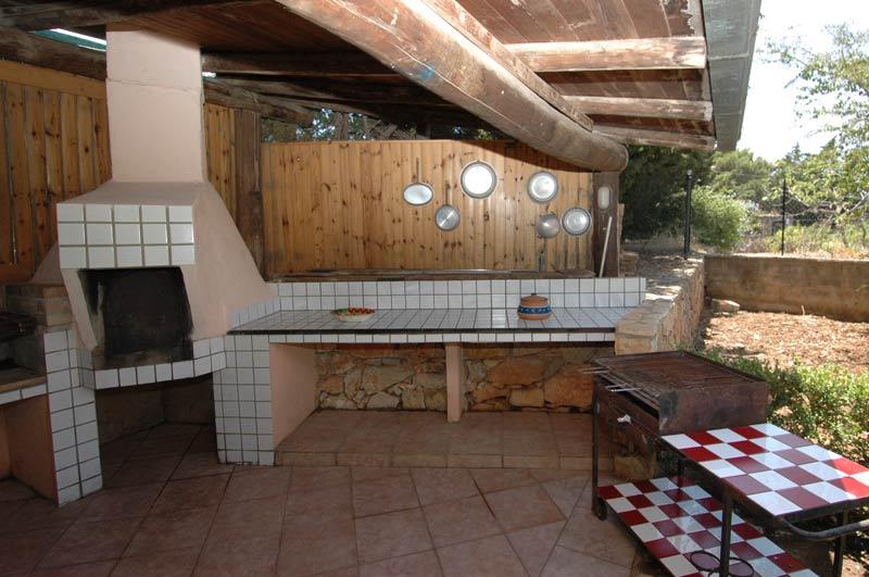 Bilder Villa Isa_Castellammare_del_Golfo_36_Kueche in Sizilien Nordküste Sizilien