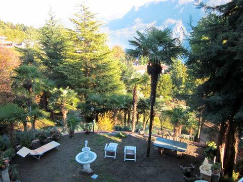 Bilder Ferienwohnung Lago Maggiore Josefa_Primo_3779_Verbania_20_Garten in Piemont