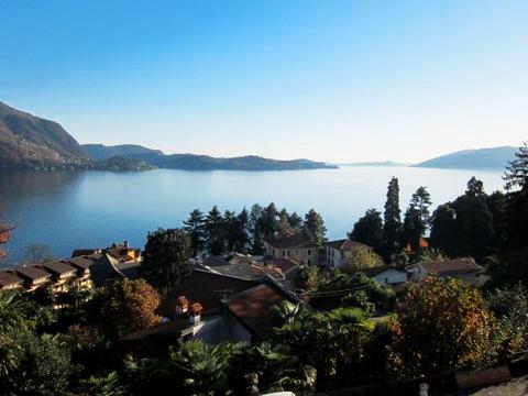 Bilder Ferienwohnung Josefa_Secondo_3780_Verbania_25_Panorama in Lago Maggiore Piemont