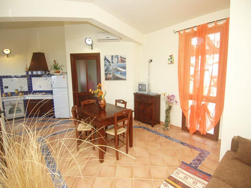 Bilder Villa Juliette_Castellammare_del_Golfo_31_Wohnraum in Sizilien Nordküste Sizilien